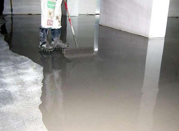 Наливной пол для чего нужен гидрофобизатор remmers funcosil snl технические характеристики