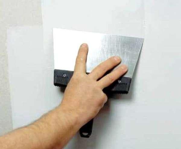 Как правильно шпаклевать стены под покраску подробное описание процесса с фото